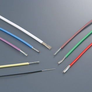 Fluorocarbon Polymer Insulated Electric Wires Hiflon